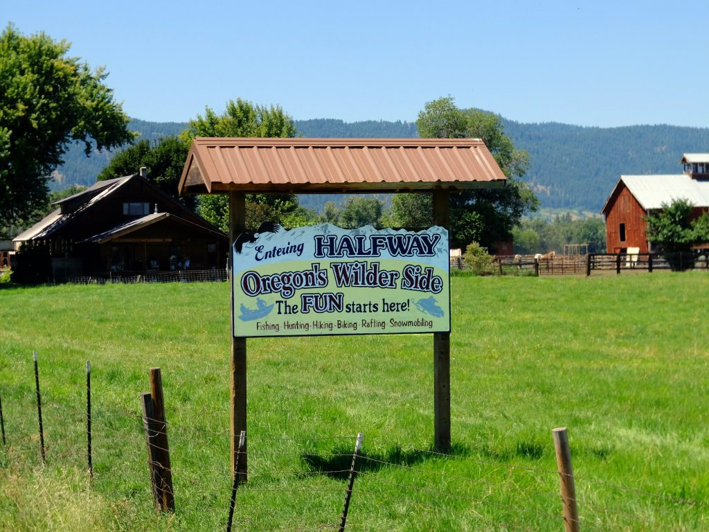 Welcome to Halfway!
