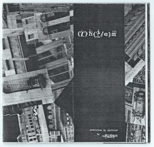 front cover of original packaging