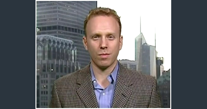 Max Blumenthal on RT America (12/8/11), Creative Commons Attribution 3.0 Unported